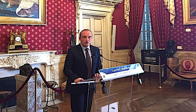 Laurent Marcangeli n'ira pas aux Territoriales
