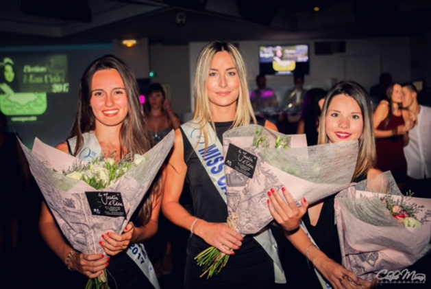Photos Charles Moreau du Comité Miss Corse