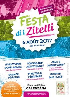 Festivités : Le village de Calenzana se prépare à un mois d'août...animé