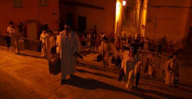 Dans les rues du Vieux Bastia...