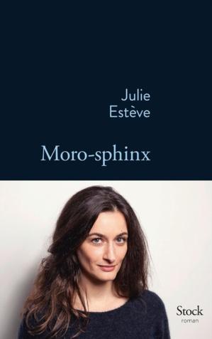 Julie Estève, d'Ocana,  auteure de Moro-Sphinx