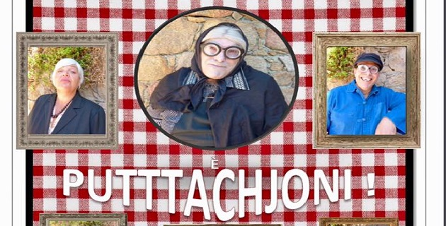 I Tarrucconi: Zia Margarita enfin sur scène!