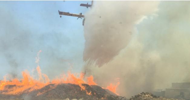 Incendies : Trois nouvelles mises à feu à Olmeta-di-Tuda