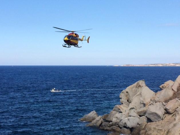 Galéria : Le saisonnier happé par l'hélice de son embarcation