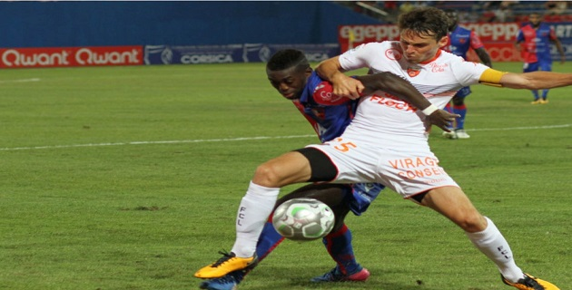 Football : Le GFCA un bon nul face à Lorient
