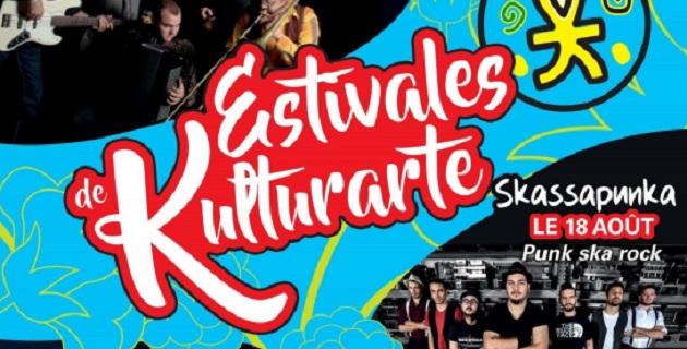 Les Estivales de Kulturarte : du 17 au 19 août à l'Espace Isolella