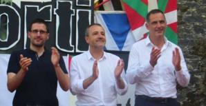 PA Tomasi, JG Talamoni et G Simeoni.