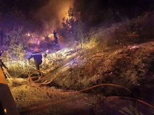 Ajaccio et sa région : La pression incendiaire continue...