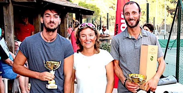 Jérémy Pagliai (TC Miomo) remporte le tournoi d'été du Tennis club de Calvi