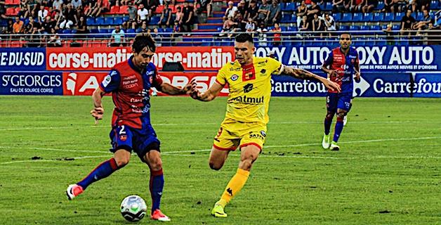 Coupe de la Ligue : Le GFCA d'attaque contre le Red-Star