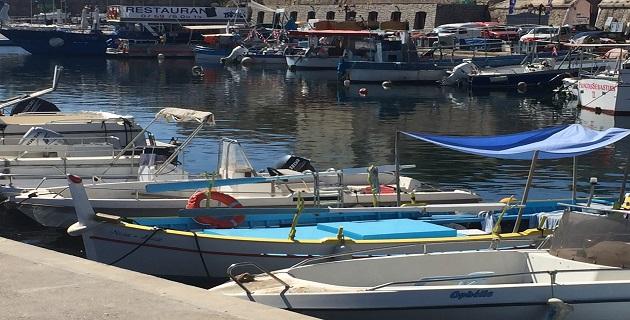 U vechju portu d'Aiacciu : Un soir, sur les quais…