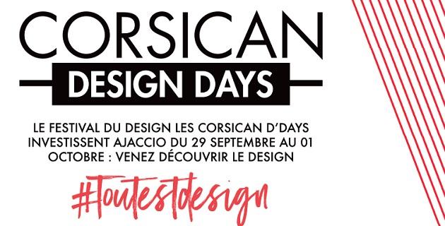 Le salon du design au Palais des Congrès d'Ajaccio du 29 septembre au 1er octobre