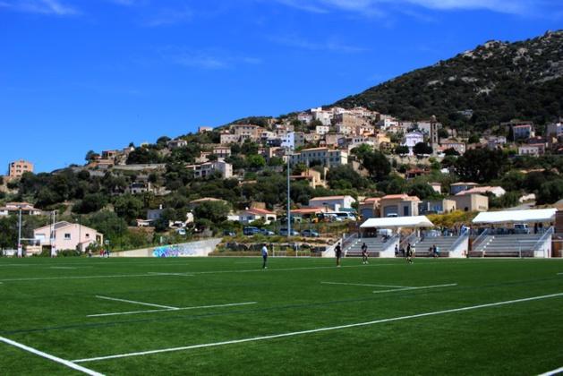 Reprise de l'école de Rugby du CRAB XV Lumio-Balagne le 30 août