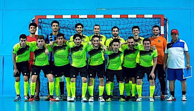 La première manche de l'international futsal à Bastia Agglo
