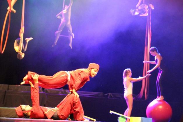 Bastia : Les inscriptions pour l'école des arts du cirque sont ouvertes