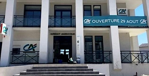 Le Crédit Agricole de la Corse ouvre une agence @ Nostra Banca à Ville-di-Pietrabugno