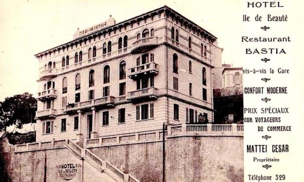Commercialisation de l'ancien hôtel Ile de Beauté : Les explications du maire de Bastia