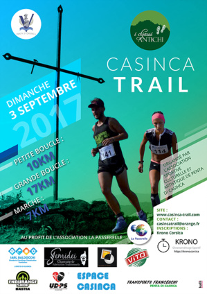 Trail : La belle série se poursuit en Casinca !