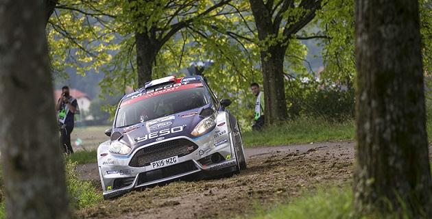 Rallye d'Allemagne WRC : Pierre-Louis Loubet «suivi» par Hyundai