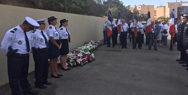 L'hommage à Michel Bozzi : Ne jamais oublier le sacrifice