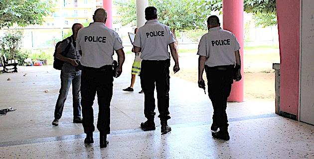 Ecole Saint-Jean d'Ajaccio : La police scientifique sur les traces des vandales