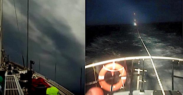 Un voilier secouru au large de Calvi par la SNSM