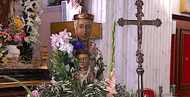 Bastia : A Madonna di Ficaghjola honorée à Saint Joseph