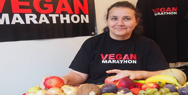 Le succès du Vegan Marathon Running Tour et de Patricia Ettori