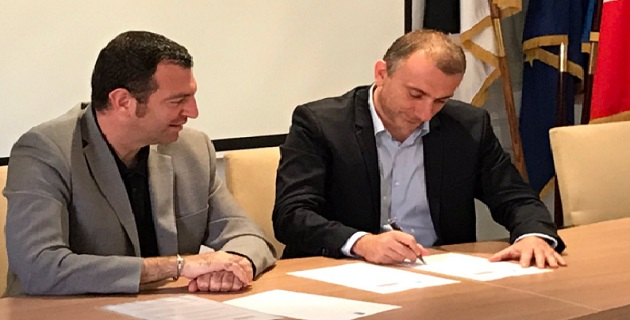 Bonifacio fait avancer son projet de logement social avec l'Office foncier de la Corse