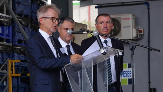 Penta-di-Casinca : Chimirec Corsica, pour mieux conditionner les déchets dangereux