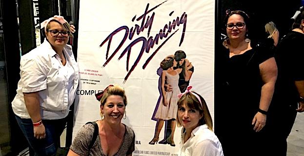 Ajaccio : Vif succès pour la soirée Dirty Dancing à l'Ellipse