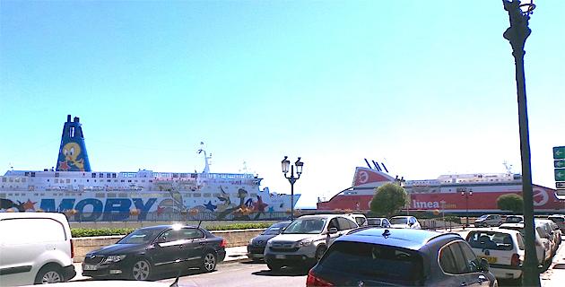 Transports : Hausse de 2,7% du trafic sur la Corse en août