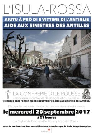 La nouvelle confrérie de Lisula vient en aide aux sinistrés des Antilles
