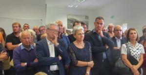 Le soutien des maires et des élus.