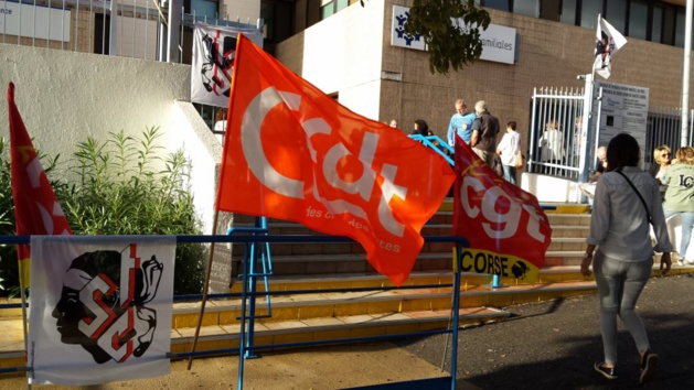 CPAM de Haute-Corse : L'intersyndicale obtient des avancées sur la politique d'embauche