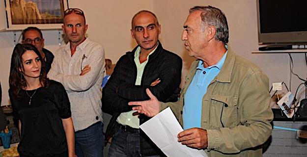 """Cocktail de fin de saison à la citadelle de Calvi  pour la marque """" Rencontres Balanines"""""""