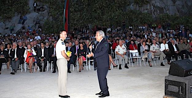 Calvi et le 2e Régiment Etranger de Parachutistes: Un destin commun depuis 50 ans