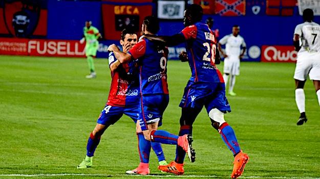 Le GFCA assure l'essentiel face à Châteauroux (2-1)