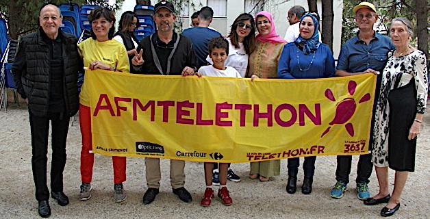Bastia : Couscous géant pour la 1ère manifestation du Téléthon