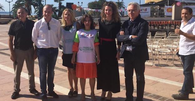 Le village Alzheimer place du Diamant : Mobilisation et solidarité