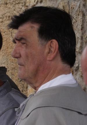 Hommage à Jean-Paul Orsini prieur de la  confrérie Saint-Antoine de Calvi