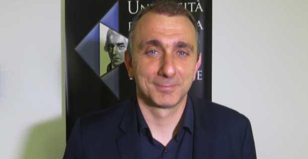 Jean-Christophe Angelini, leader du PNC (Partitu di a nazione corsa), conseiller exécutif et président de l'ADEC.