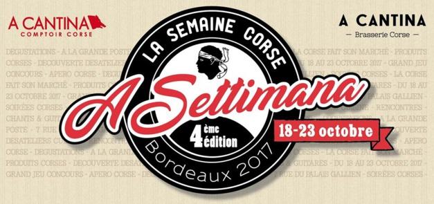 A settimana corsa à Bordeaux du 18 au 23 octobre
