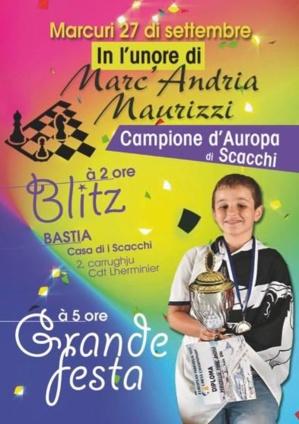 Bastia : Corsica Chess Club fête son champion d'Europe