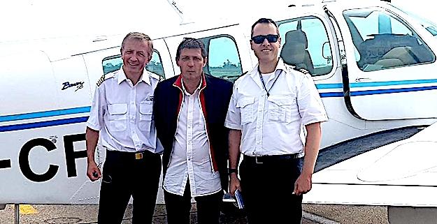 Corsica Airways propose un avion-taxI pour optimiser les déplacements en Corse
