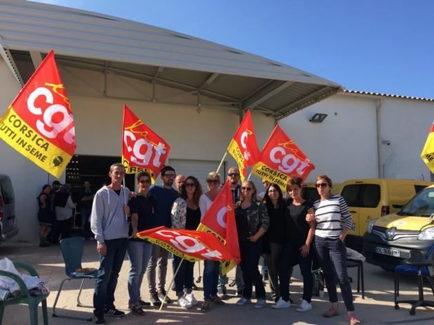 Grève à La Poste de Calvi: situation toujours figée