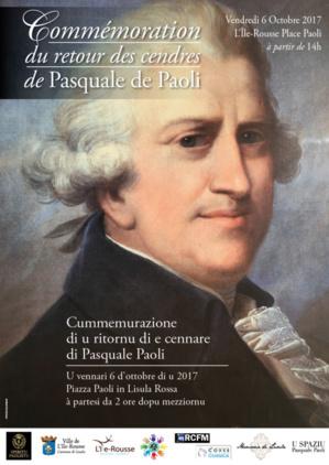 """Lisula : L'Associu Spiritu Paolista"""" prépare la commémoration du retour des cendres de Pascal-Paoli"""