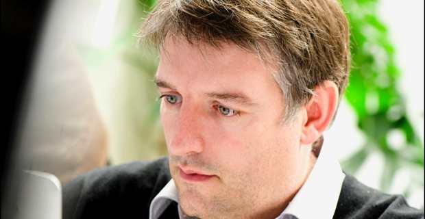 Sébastien Simoni, fondateur de WMaker & GoodBarber et de CampusPlex & RobotiCamp, et président du du Conseil d'administration de FemuQuì.