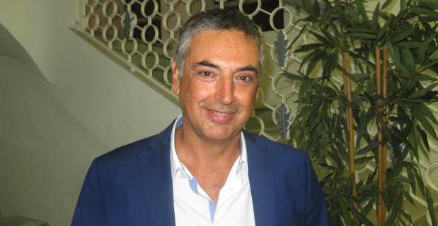 Serge Linale, conseiller municipal, adjoint au maire de Bastia, délégué à la cohésion sociale, aux liens intergénérationnels et au logement social.