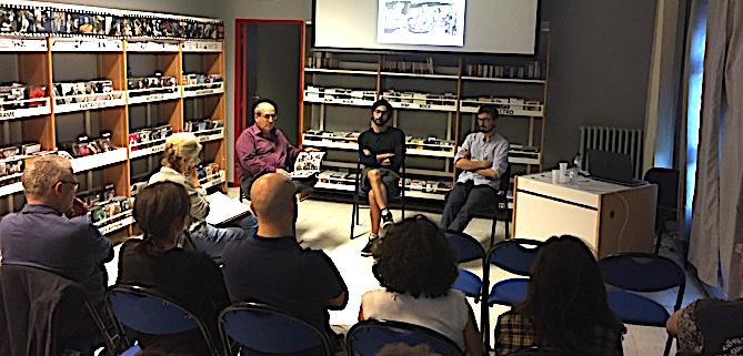 Bastia : Une « Orange amère » à la bibliothèque centrale !
